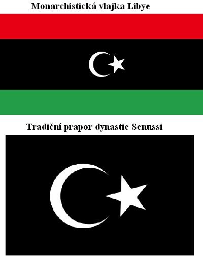 Monarchistická Libye